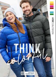 Think colorful – novelties 2021